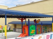 Commercial Awnings in Miami