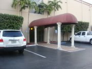 Door Entrance Awnings in Miami