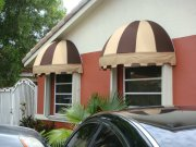Windows Awnings in Miami