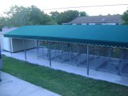 Batting Cage Awnings in Miami