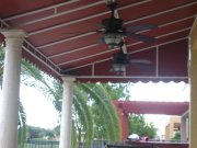 Terrace Awnings in Miami