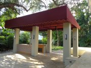 Homestead Gazebo Awning