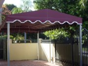 Coral Gables Carport Awning