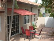 Coral Gables Patio Awning
